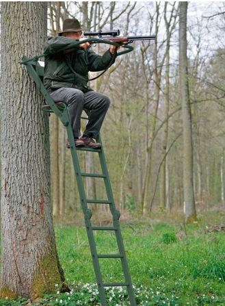 opvouwbare aanzit ladder