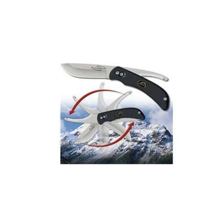 Jachtmes Swingblade black outdoor edge