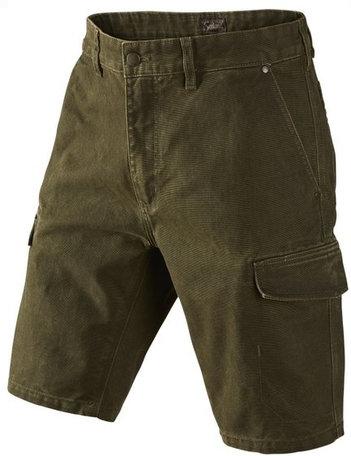 Seeland Flint korte broek, dark olive