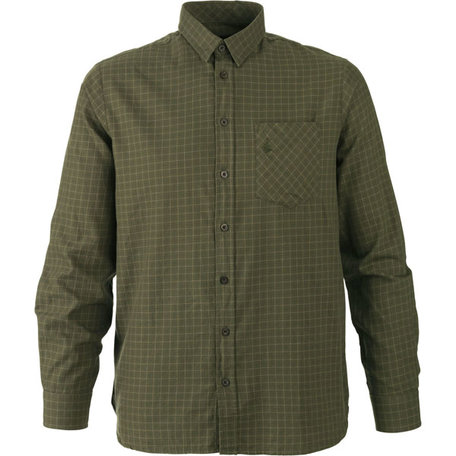 Seeland Clayton overhemd, ivy green