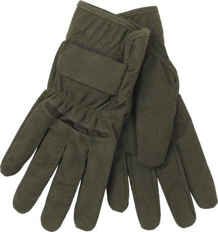 Seeland Shooting Gloves, pine green