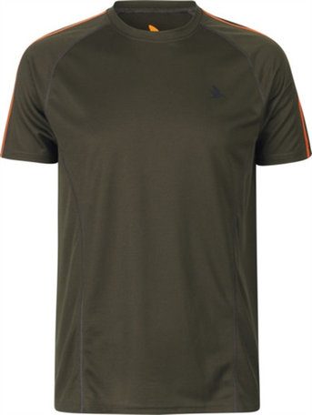 Seeland Hawker t-shirt, pine green