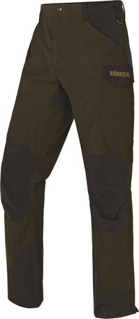 Harkila Gevar broek, willow green/shadow brown