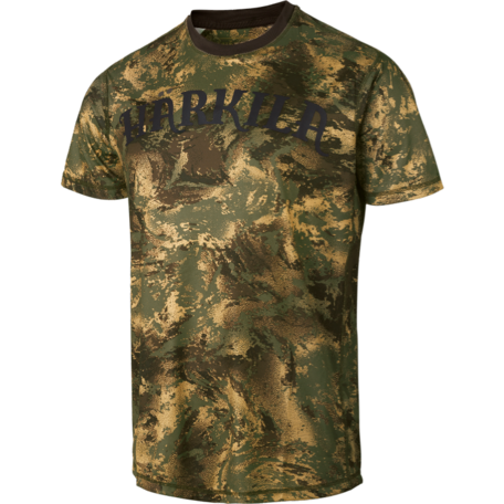 Härkila Lynx t-shirt, AXIS MSP® Forest green