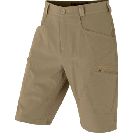 Harkila Herlet Tech korte broek, light khaki