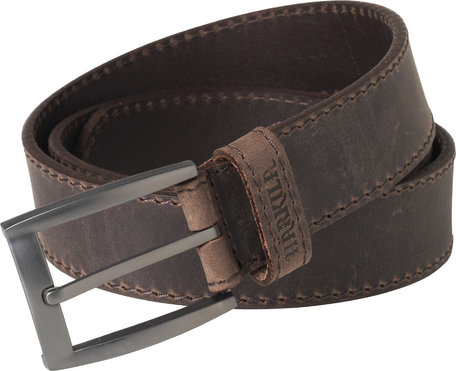 Harkila Arvak lederen riem, deep brown