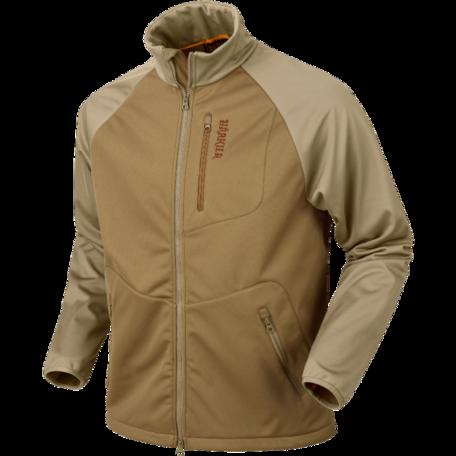 Harkila PH Range softshell jas, khaki sand