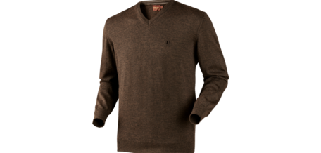 Härkila Glenmore pullover / Shadow brown