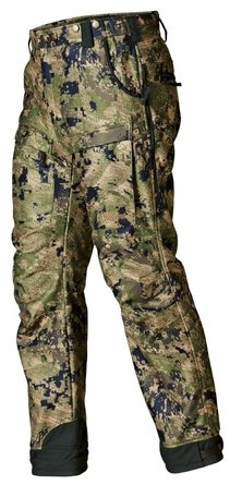 Harkila Q fleece optifade camo broek