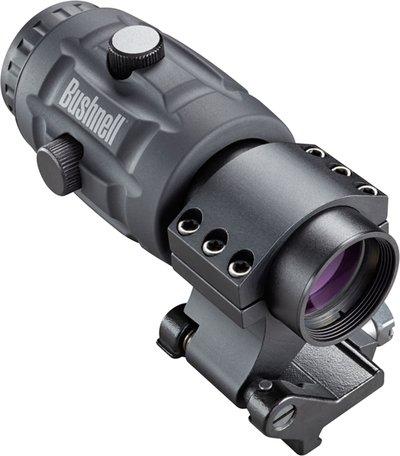 Bushnell AR Optics, 3x magnifier, mat zwart