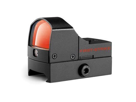Bushnell First strike red dot, auto illuminated
