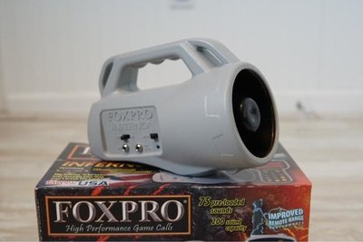 FOXPRO inferno geluidslokker
