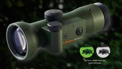 Lahoux Hemera Onyx standaardRestlicht voorzetkijker