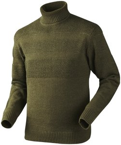 150205626 Seeland trui Norman jersey shaded olive melange
