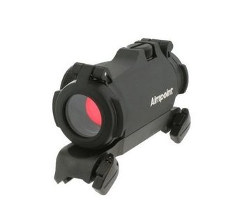Aimpoint Micro H-2 met Blaser zadel montage