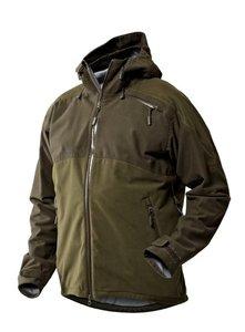 100107736 Harkila Jucun jas / jacket Lake Green-Hunting green