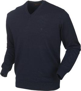 150106183Härkila Glenmore pullover / Dark navy