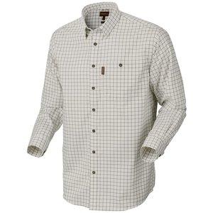 140109969Harkila Stenstorp overhemd, Dark Apple Check/ Button-Under