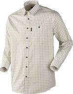1401099Härkila Stenstorp overhemd / Bright olive check