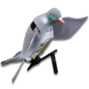 LF275Lucky Duck duivenlokker flapper